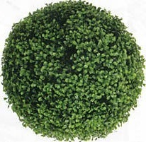 6936 16 in Outdoor Boxwood Ball