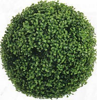 6937 19 in Outdoor Boxwood Ball